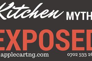 True or False- 5 Most Common Kitchen Myths