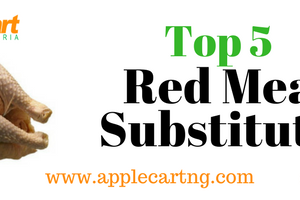 Top 5 Red Meat Substitutes