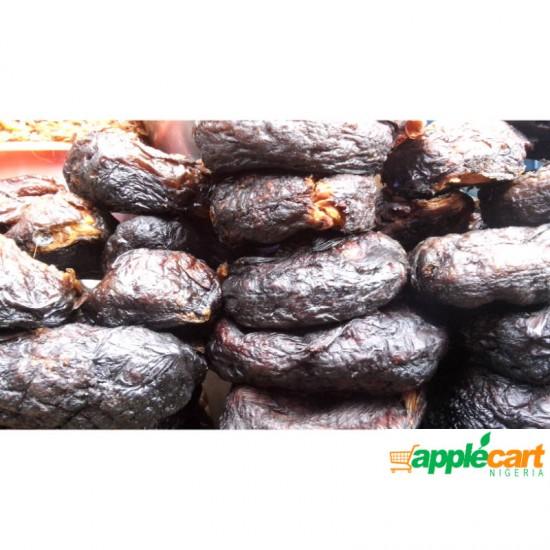 Catfish (roasted): one piece