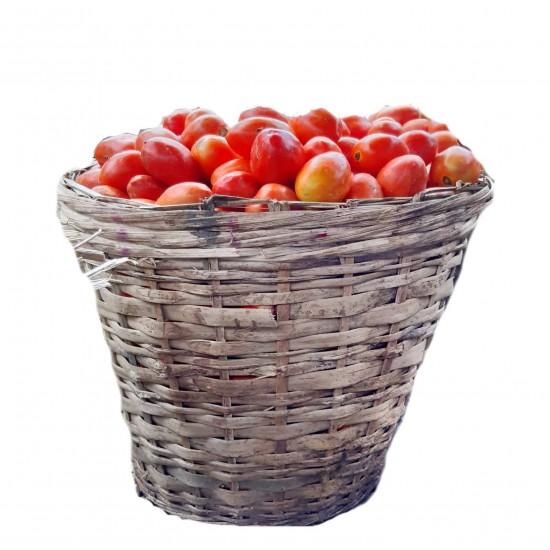 Tomatoes: basket 30kg