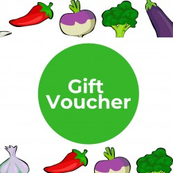 Grocery Shopping Gift Voucher