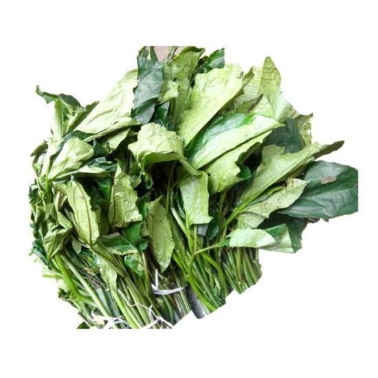 Ugu/ugwu leaves: large bunch