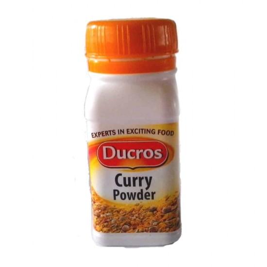 Curry: Ducros 25g