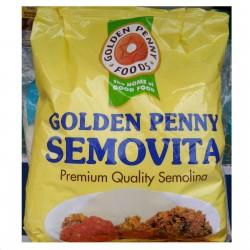 Golden Penny Semovita 1kg