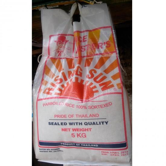 Rising Sun 5kg rice