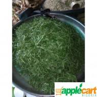 Okazi/ukazi: Sliced leaves
