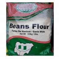Beans flour: 0.9kg Ayoola brand