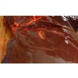 Cow liver: 1kg